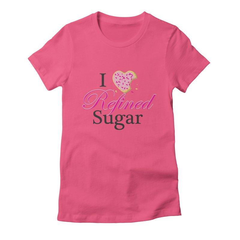 My One True Love Women's Fitted T-Shirt by jenshirt's Artist Shop