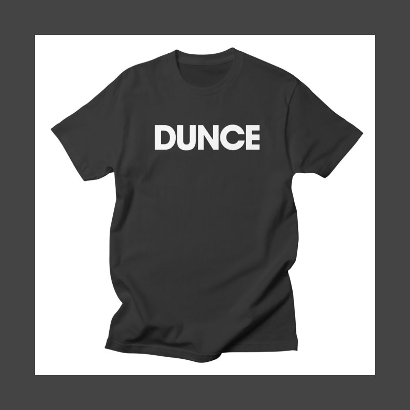 Dunce T-shirt by JensK