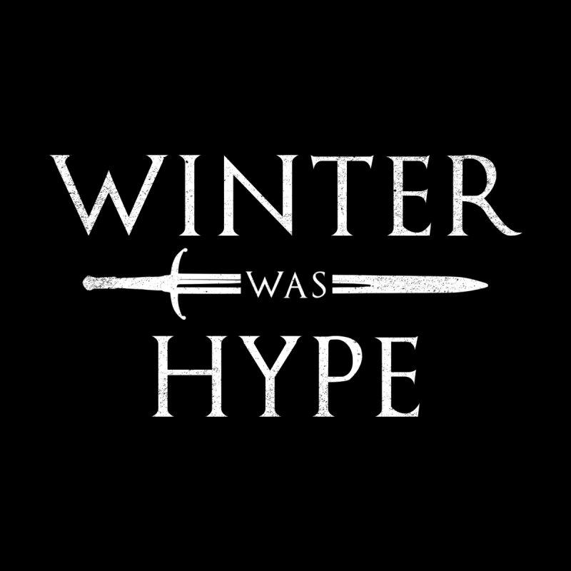 winter was hype by jerbing's Artist Shop