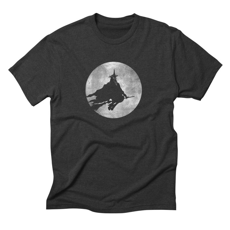 witchking in Men's Triblend T-Shirt Heather Onyx by jerbing's Artist Shop