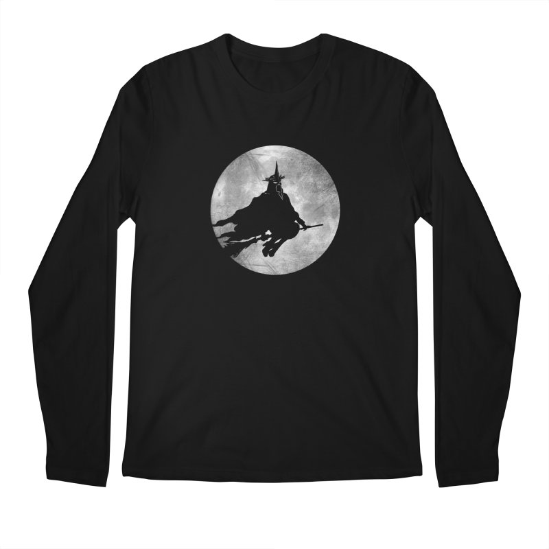 witchking Men's Longsleeve T-Shirt by jerbing's Artist Shop