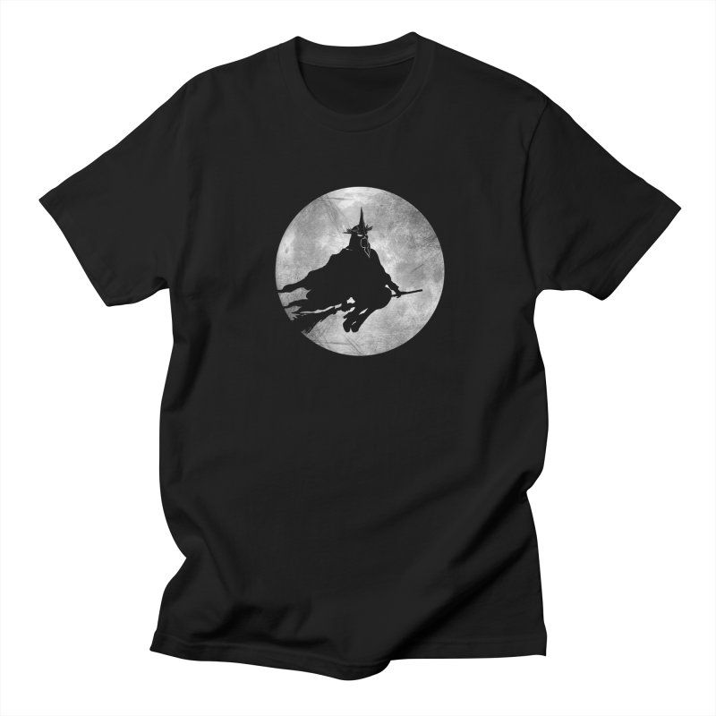 witchking Men's T-shirt by jerbing's Artist Shop