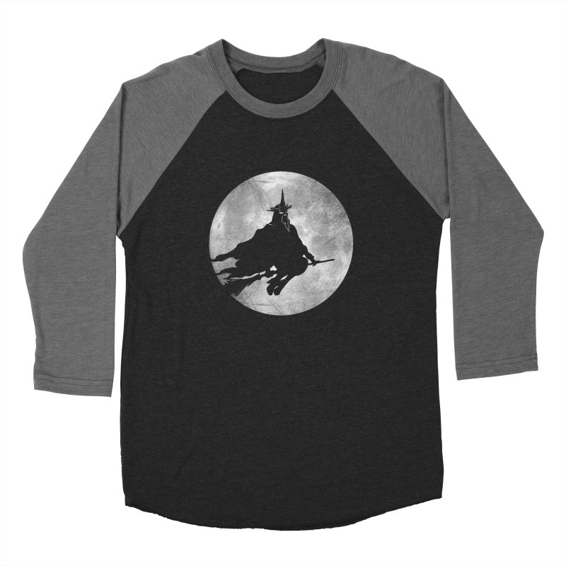 witchking Men's Baseball Triblend T-Shirt by jerbing's Artist Shop
