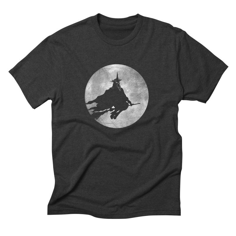 witchking Men's Triblend T-shirt by jerbing's Artist Shop