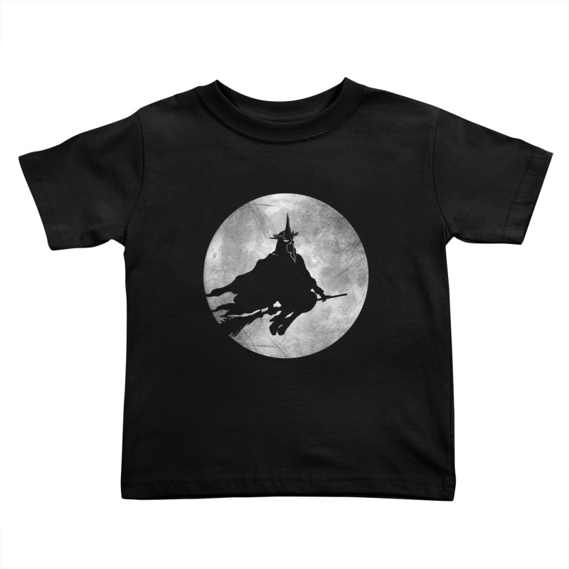 witchking Kids Toddler T-Shirt by jerbing's Artist Shop