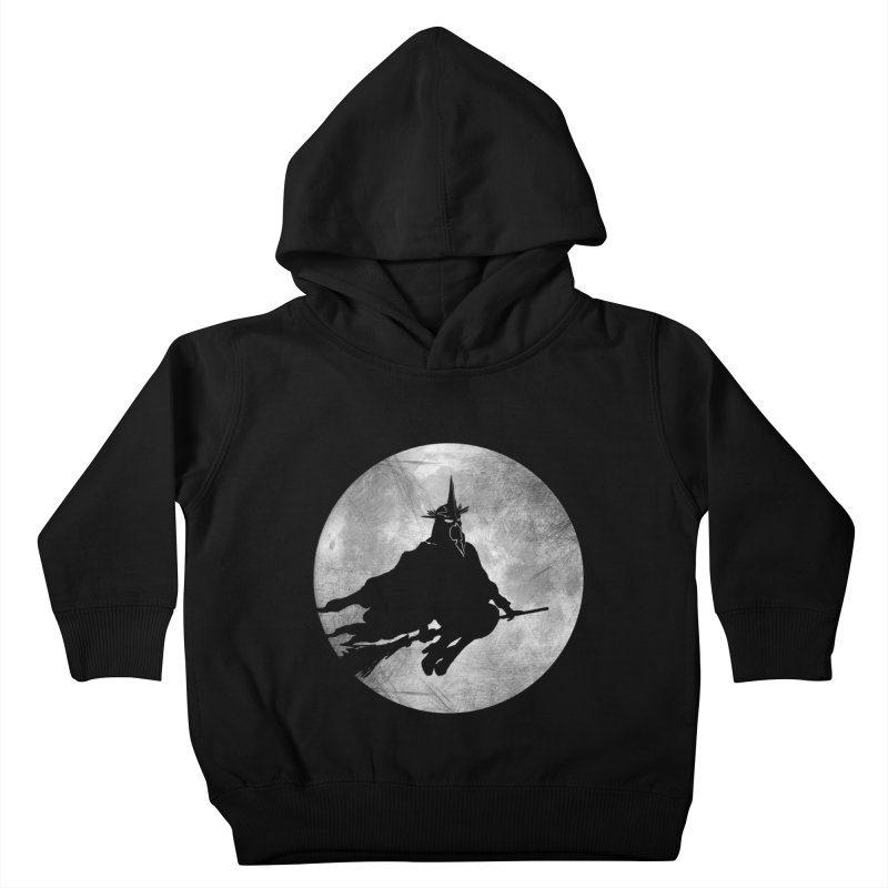 witchking Kids Toddler Pullover Hoody by jerbing's Artist Shop