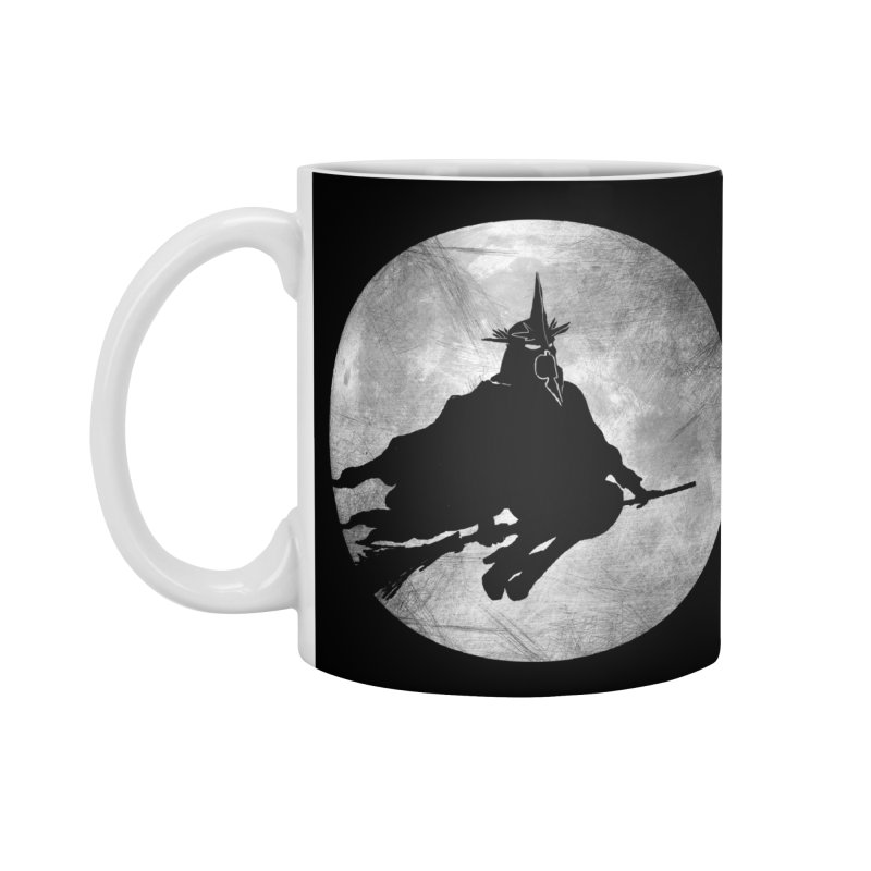witchking Accessories Standard Mug by jerbing's Artist Shop