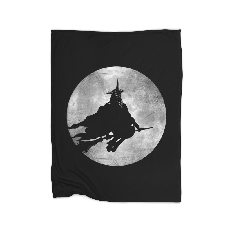 witchking Home Blanket by jerbing's Artist Shop
