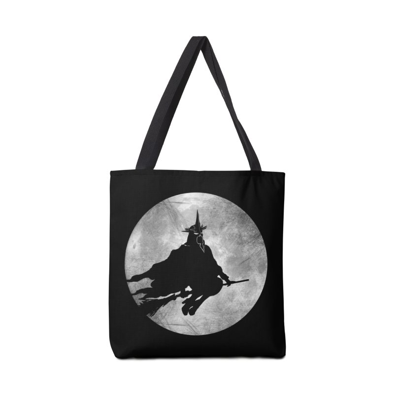 witchking Accessories Bag by jerbing's Artist Shop