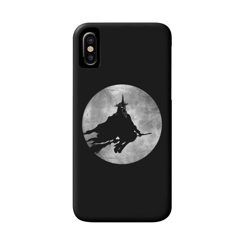 witchking Accessories Phone Case by jerbing's Artist Shop