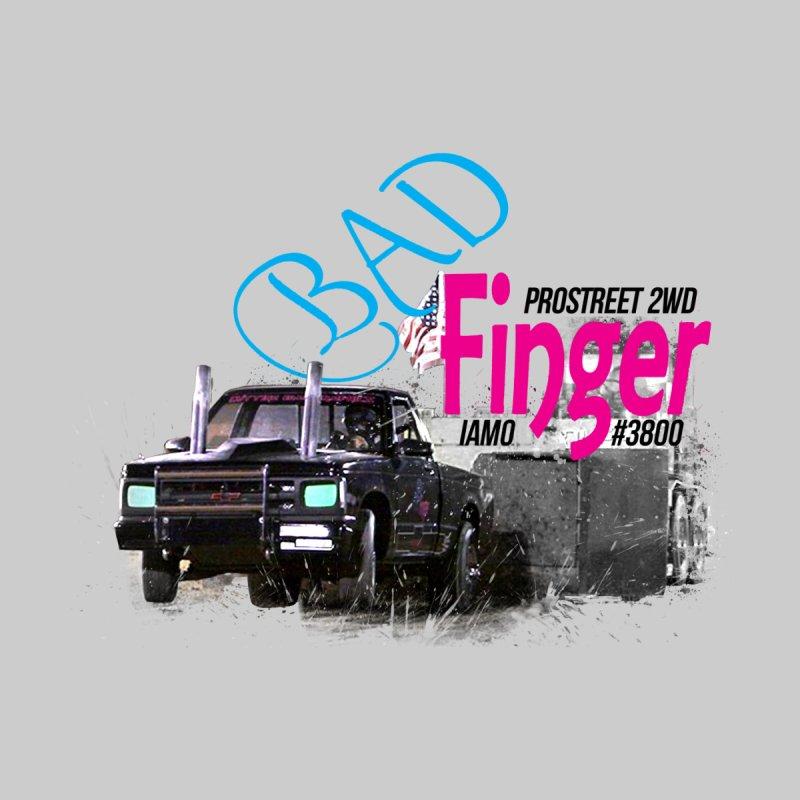 Bad Finger Kids Toddler T-Shirt by jerbing's Artist Shop
