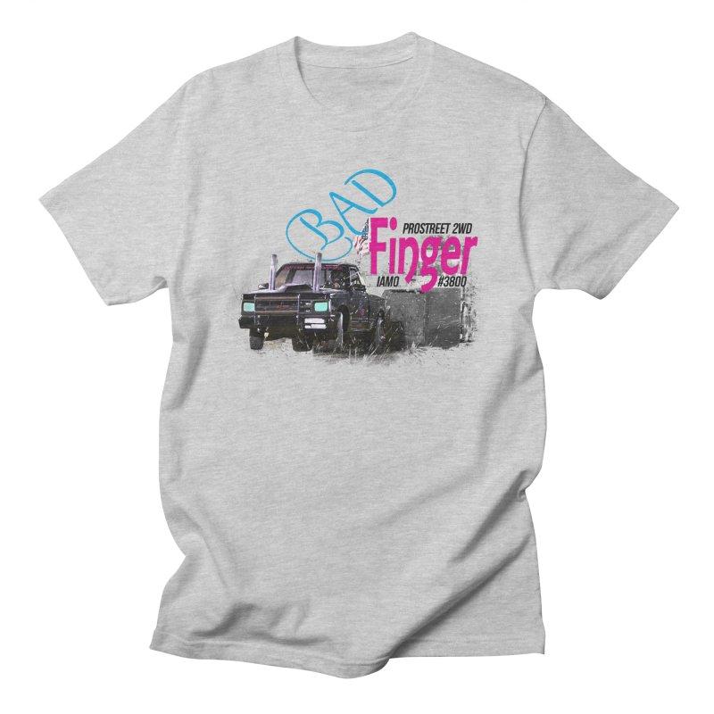 Bad Finger Women's Unisex T-Shirt by jerbing's Artist Shop