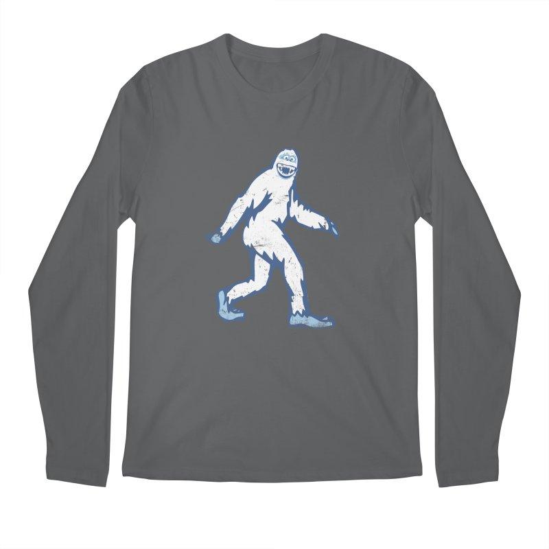 bumble Men's Longsleeve T-Shirt by jerbing's Artist Shop