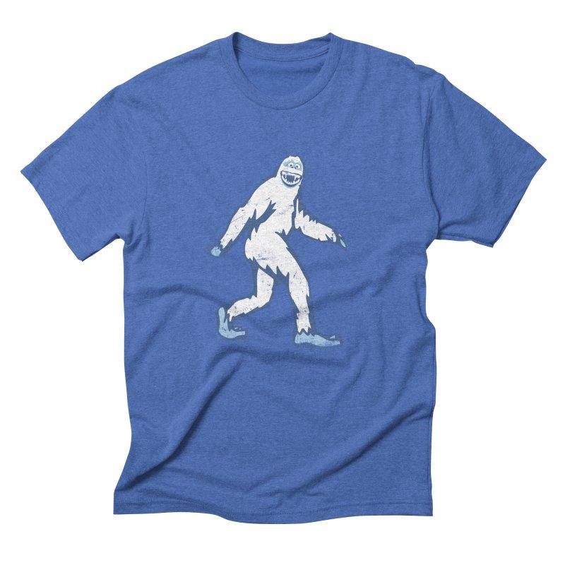 bumble Men's Triblend T-Shirt by jerbing's Artist Shop