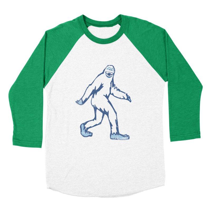bumble Men's Baseball Triblend T-Shirt by jerbing's Artist Shop