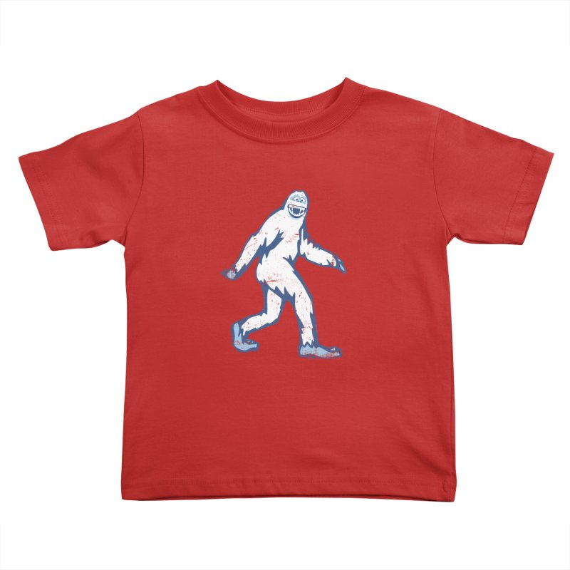 bumble Kids Toddler T-Shirt by jerbing's Artist Shop