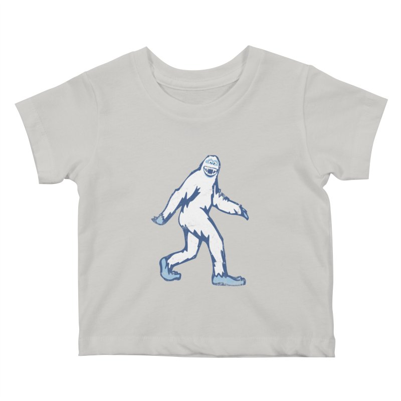 bumble Kids Baby T-Shirt by jerbing's Artist Shop