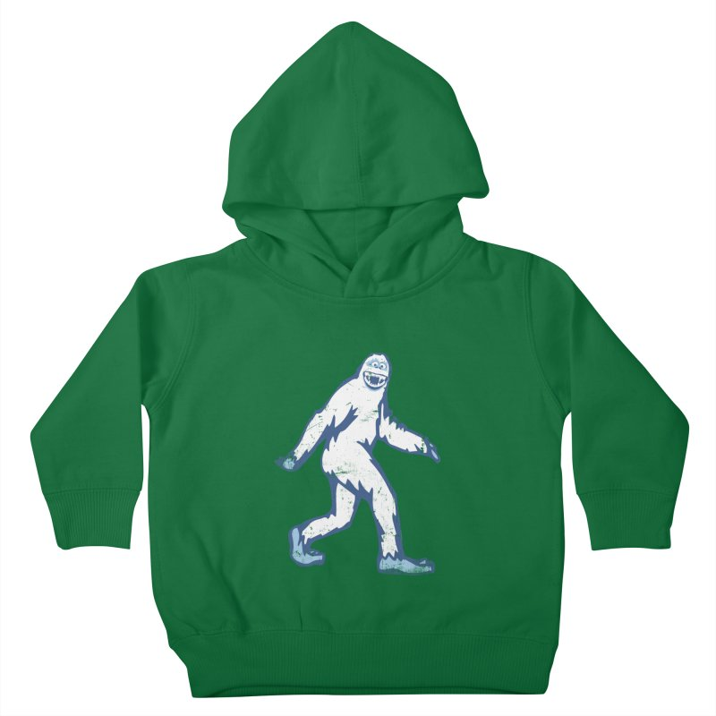 bumble Kids Toddler Pullover Hoody by jerbing's Artist Shop