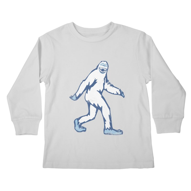 bumble Kids Longsleeve T-Shirt by jerbing's Artist Shop