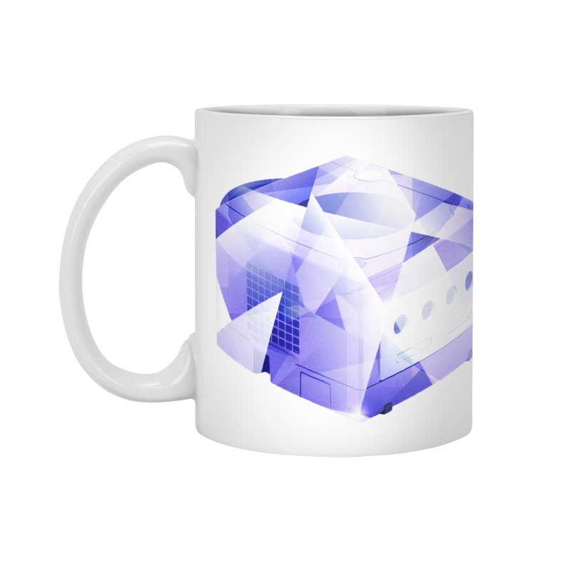 gamecubism Accessories Mug by jerbing's Artist Shop