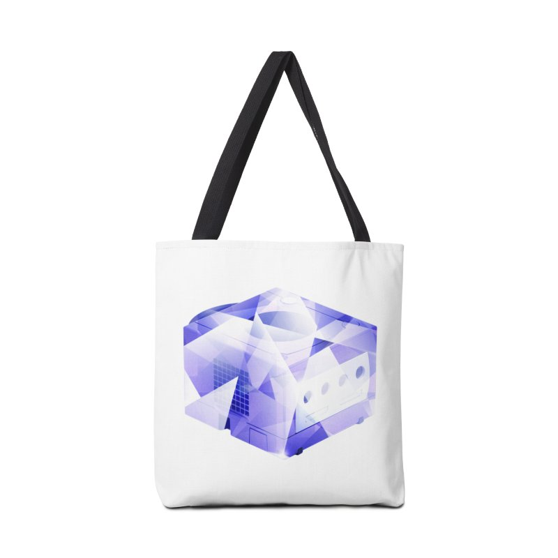 gamecubism Accessories Bag by jerbing's Artist Shop