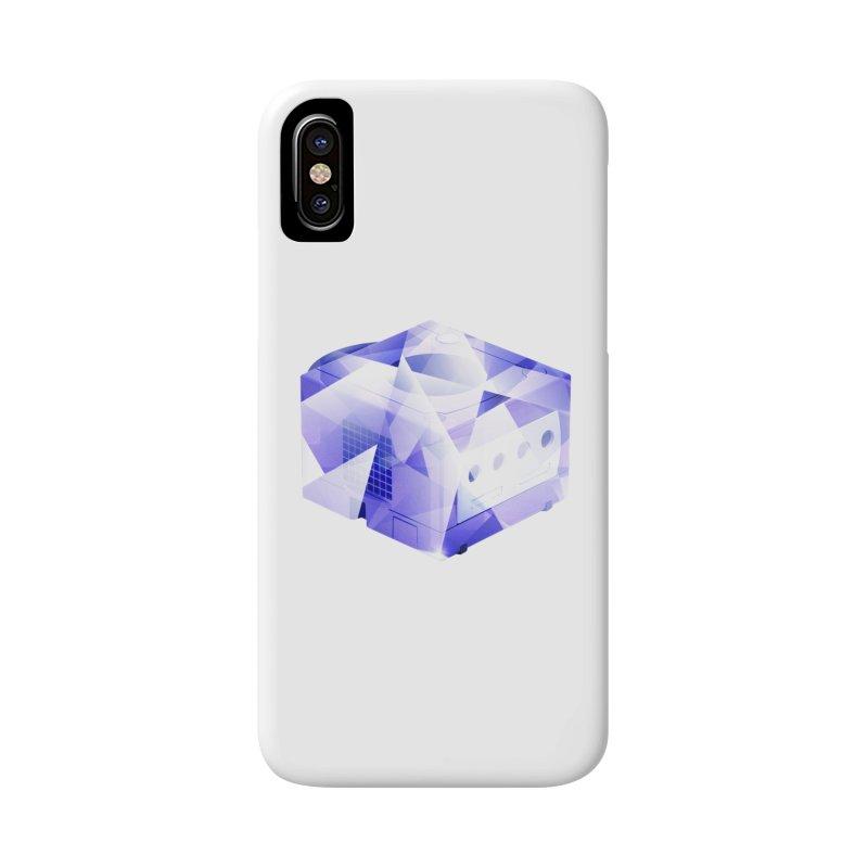 gamecubism Accessories Phone Case by jerbing's Artist Shop
