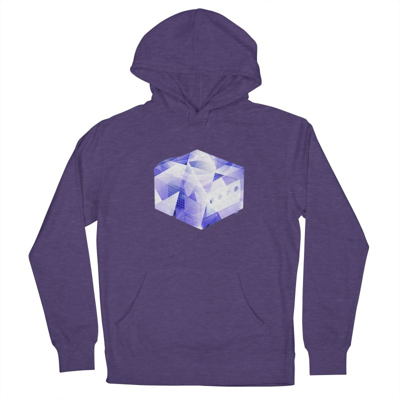 gamecubism Men's Pullover Hoody by jerbing's Artist Shop
