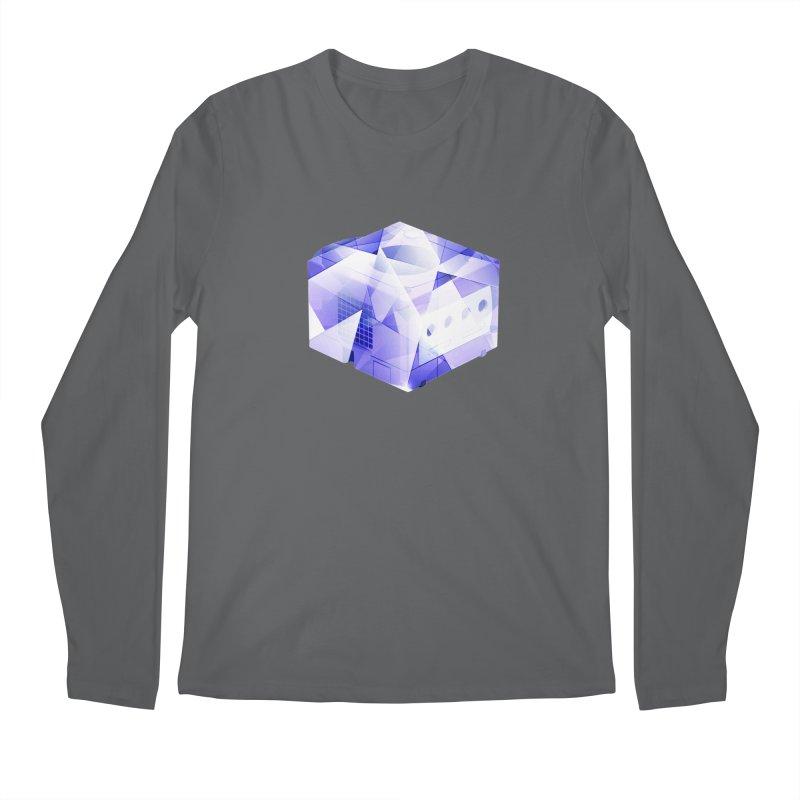 gamecubism Men's Longsleeve T-Shirt by jerbing's Artist Shop
