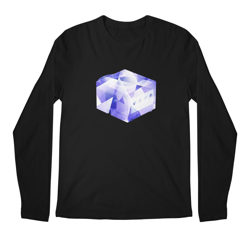 gamecubism Men's Longsleeve T-Shirt by jerbing's Artist Shop