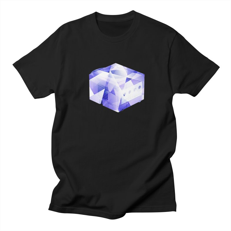 gamecubism Men's T-shirt by jerbing's Artist Shop