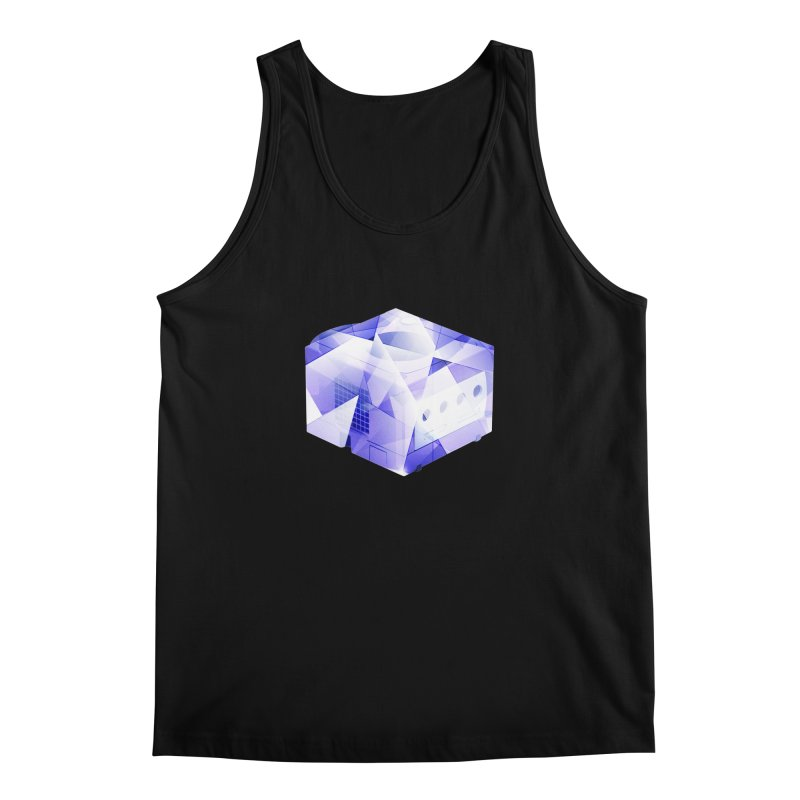 gamecubism Men's Tank by jerbing's Artist Shop