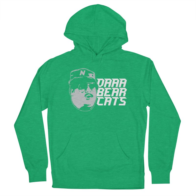 daaa bearcats Men's Pullover Hoody by jerbing's Artist Shop