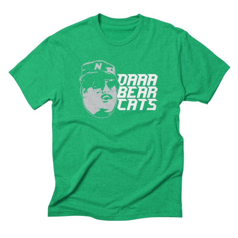 daaa bearcats Men's Triblend T-Shirt by jerbing's Artist Shop