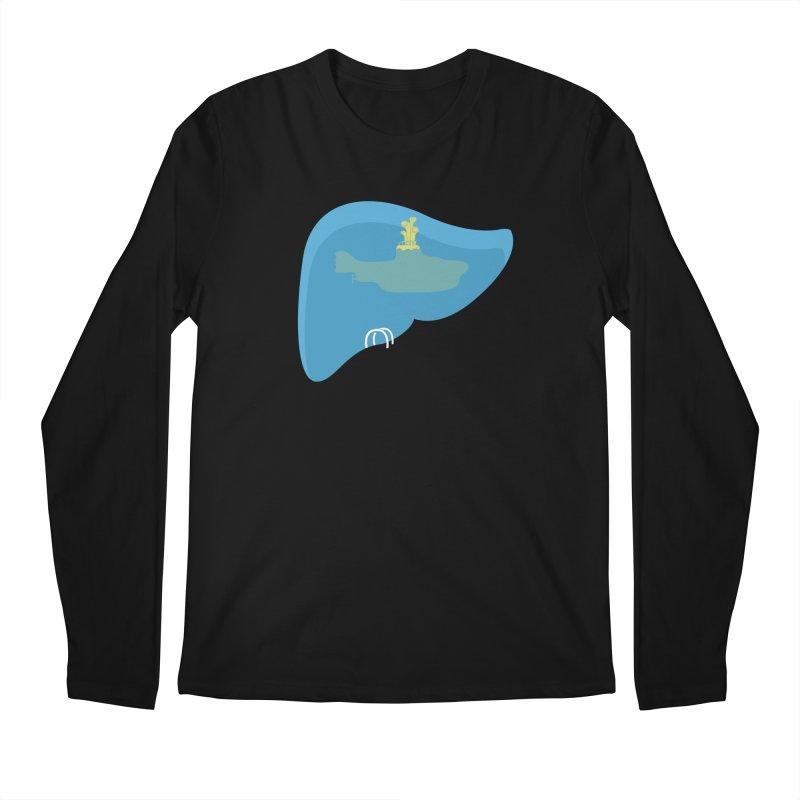 liverpool Men's Longsleeve T-Shirt by jerbing's Artist Shop