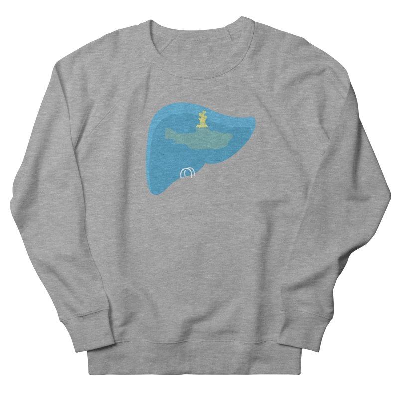 liverpool Men's Sweatshirt by jerbing's Artist Shop