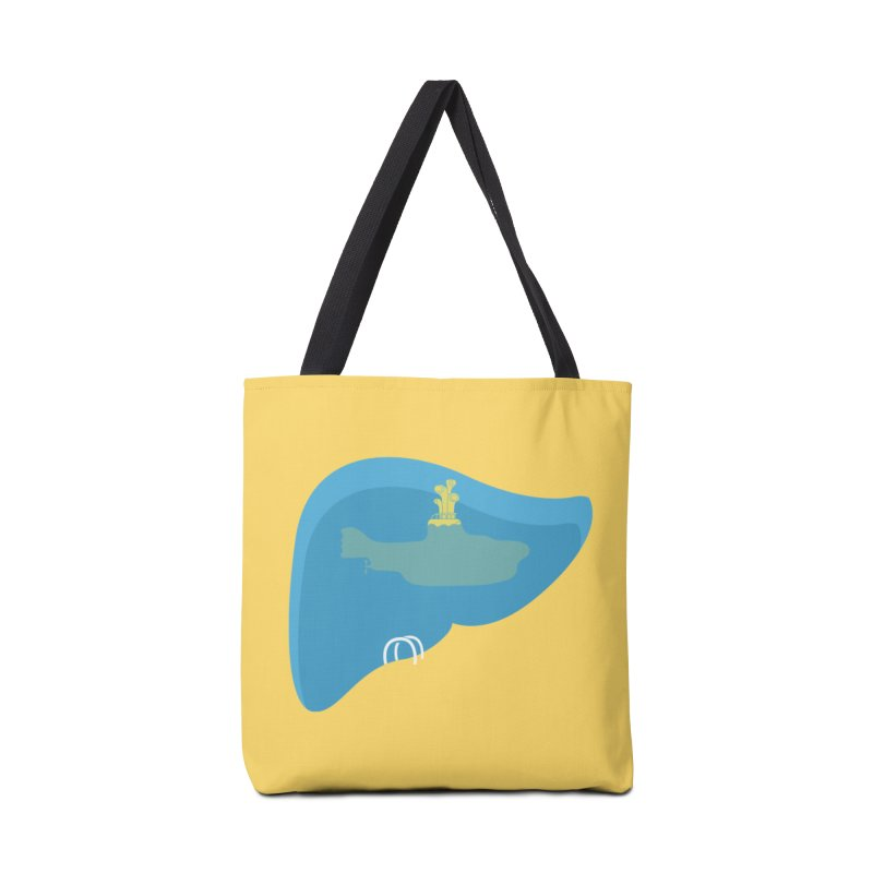 liverpool Accessories Bag by jerbing's Artist Shop