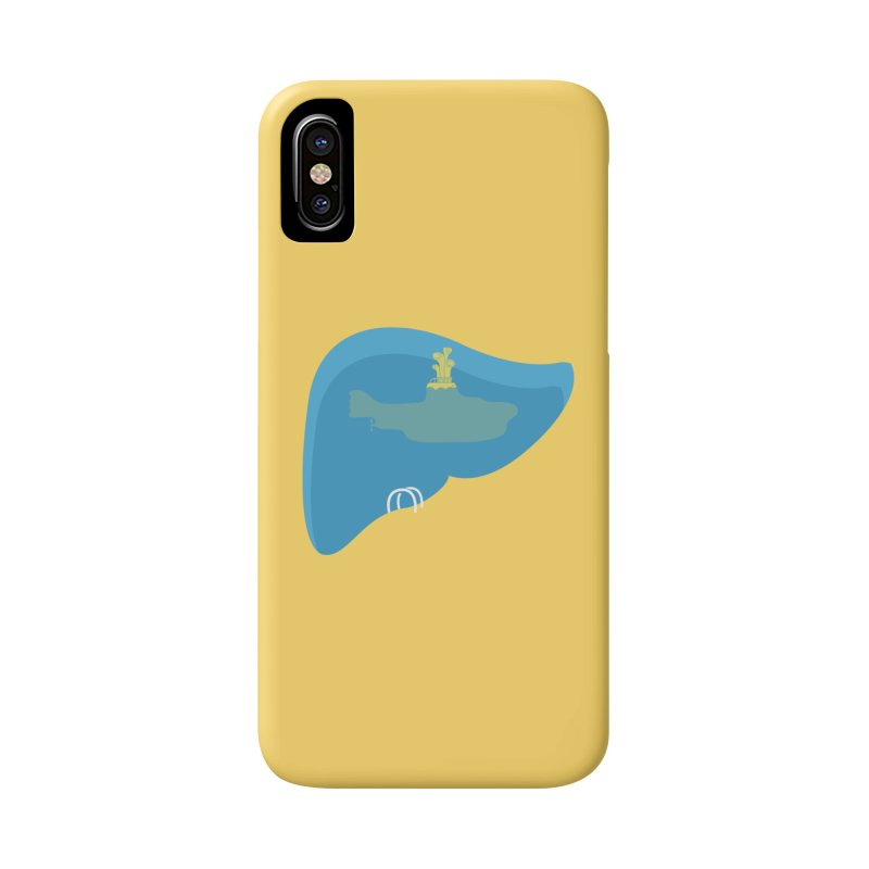 liverpool Accessories Phone Case by jerbing's Artist Shop