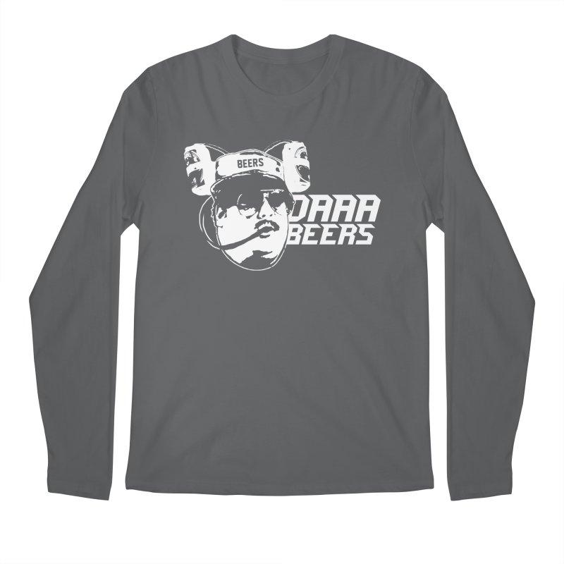 daaabeers Men's Longsleeve T-Shirt by jerbing's Artist Shop
