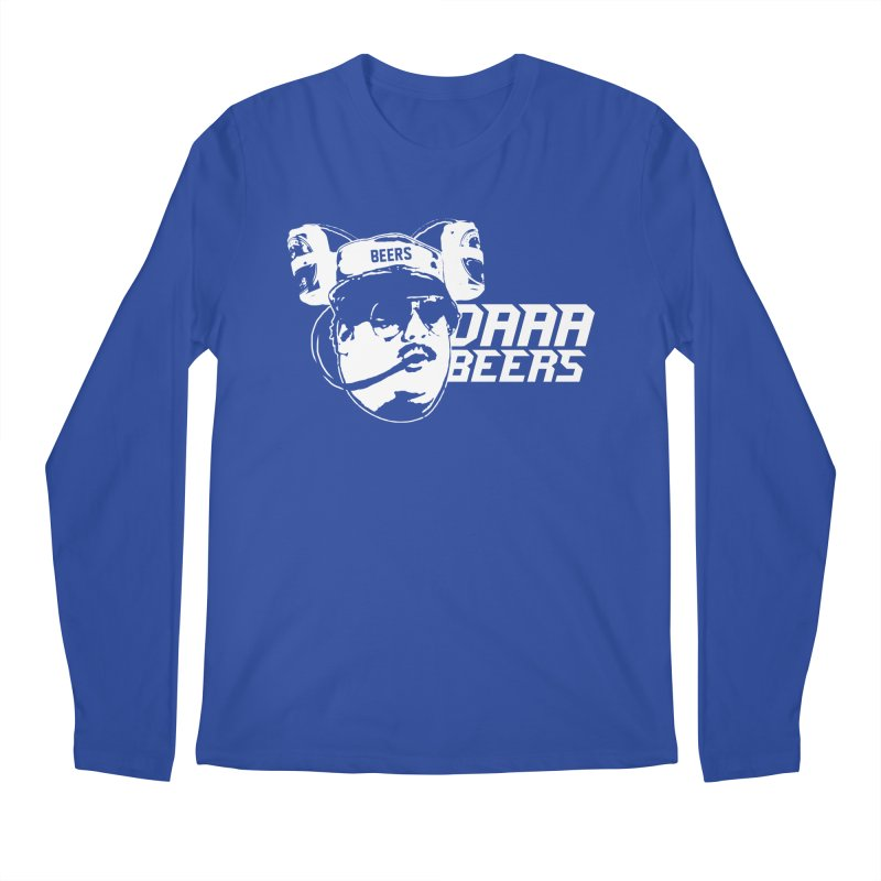 daaabeers Men's Longsleeve T-Shirt by jerbing's Artist Shop