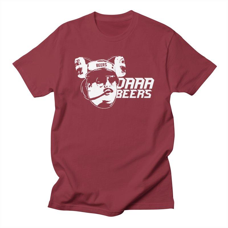 daaabeers Men's Regular T-Shirt by jerbing's Artist Shop