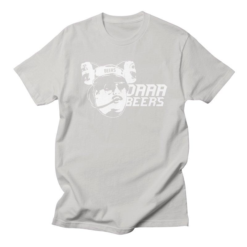 daaabeers Men's T-shirt by jerbing's Artist Shop