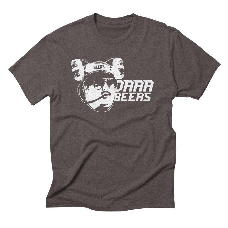 daaabeers Men's Triblend T-Shirt by jerbing's Artist Shop