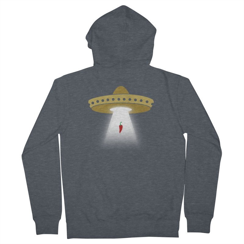 UFsombrerO Men's Zip-Up Hoody by jerbing's Artist Shop