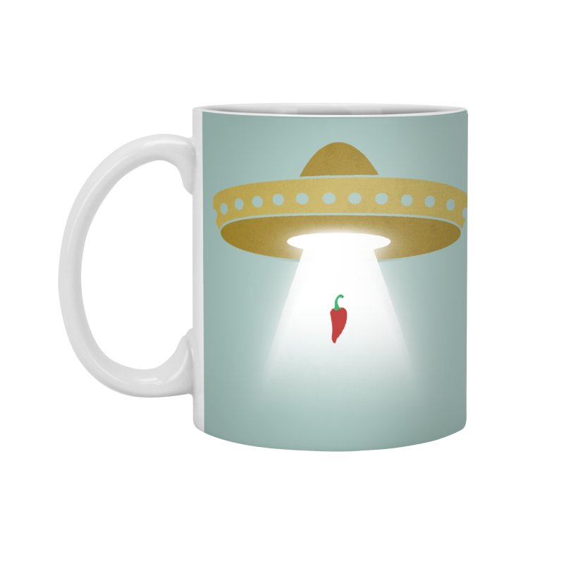 UFsombrerO Accessories Mug by jerbing's Artist Shop