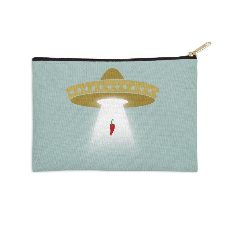 UFsombrerO Accessories Zip Pouch by jerbing's Artist Shop