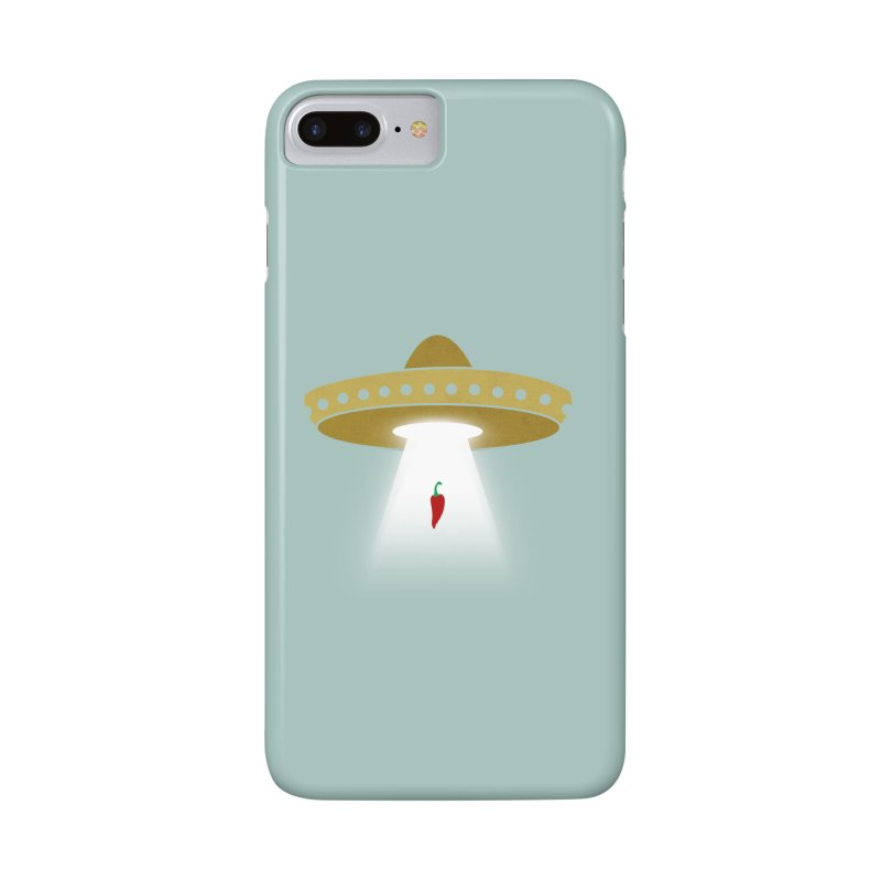 UFsombrerO Accessories Phone Case by jerbing's Artist Shop