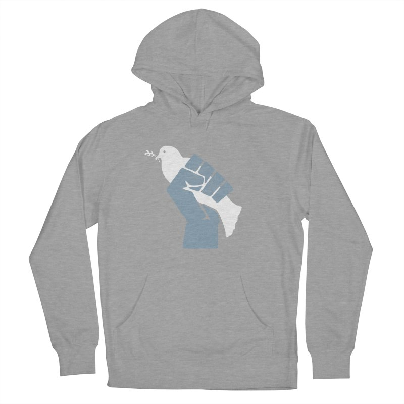 PEACE REVOLUTION Men's Pullover Hoody by jerbing's Artist Shop
