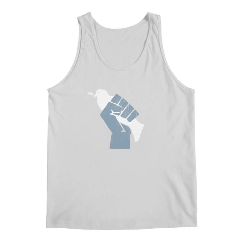PEACE REVOLUTION Men's Tank by jerbing's Artist Shop