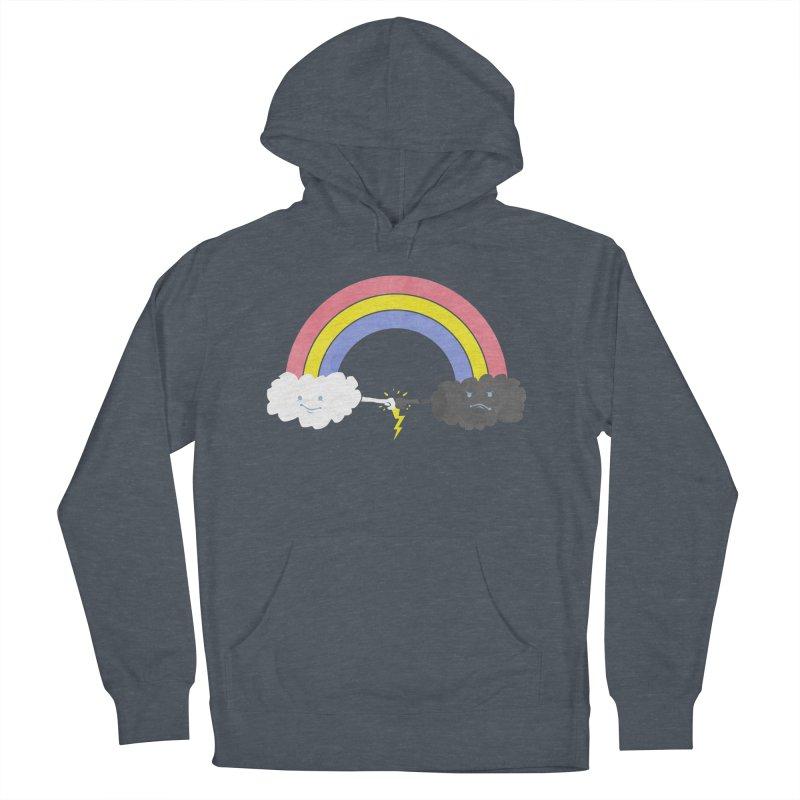 rain bros Men's Pullover Hoody by jerbing's Artist Shop