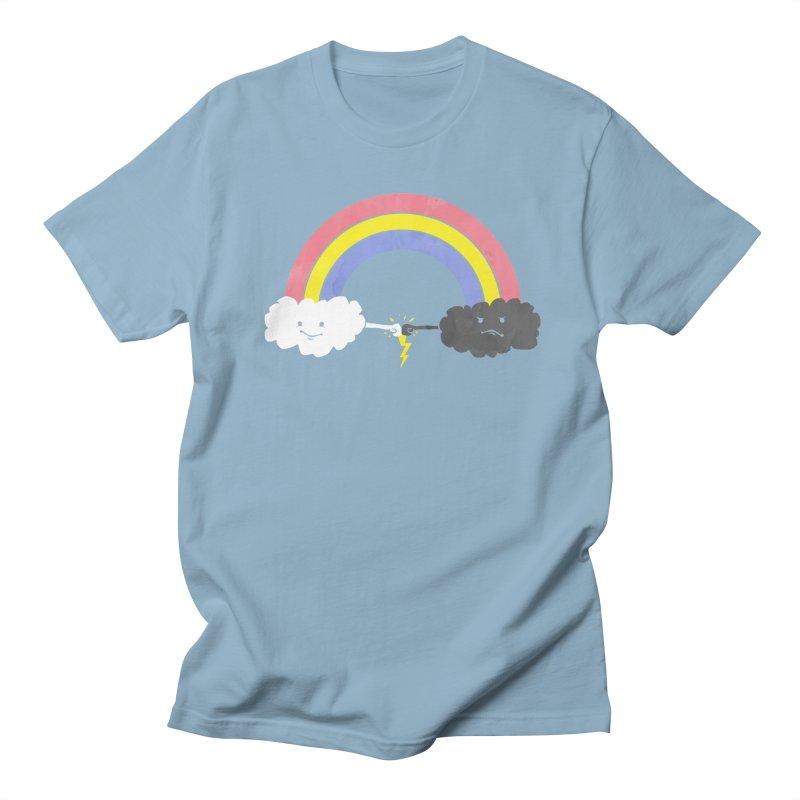 rain bros Men's T-Shirt by jerbing's Artist Shop